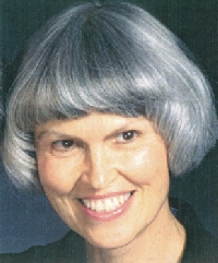 Picture of Marilyn Brown.