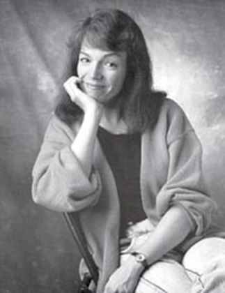 Picture for playwright Julia Flood