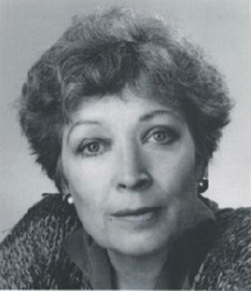 Picture of Anita Larsen.
