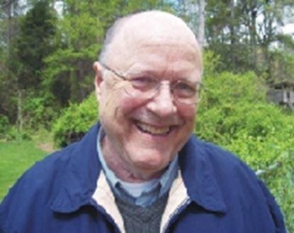 Picture of C. Warren Robertson.