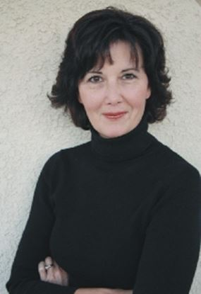Picture of Annette Tringham.