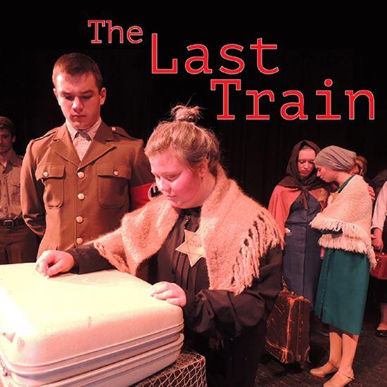 Picture of Last Train cover art.