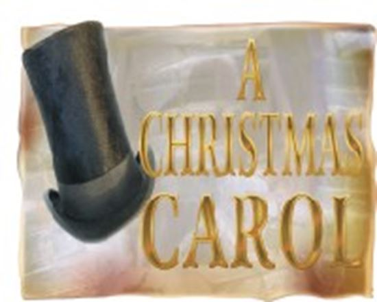 Picture of Christmas Carol (Swartz-Play) cover art.