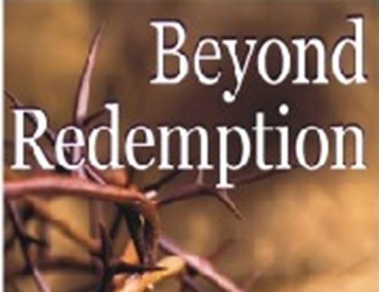 Picture of Beyond Redemption cover art.