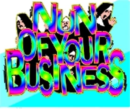 Picture of Nun Of Your Business cover art.
