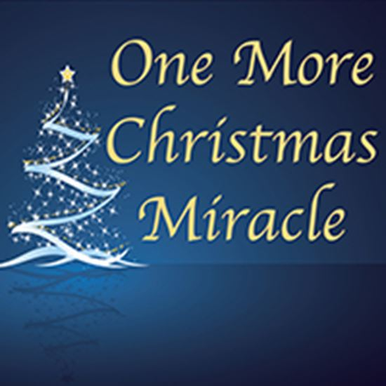 Picture of One More Christmas Miracle cover art.