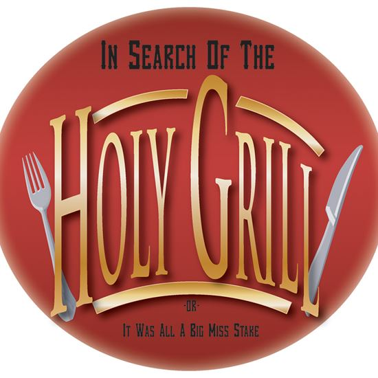 Picture of In Search Of The Holy Grill cover art.