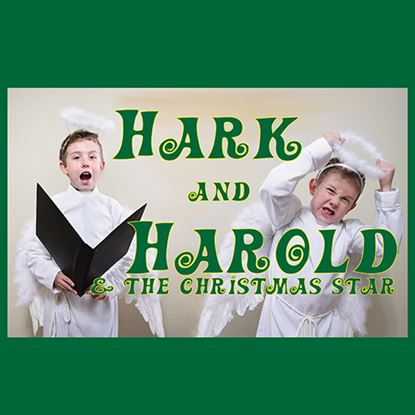 Picture of Hark And Harold cover art.