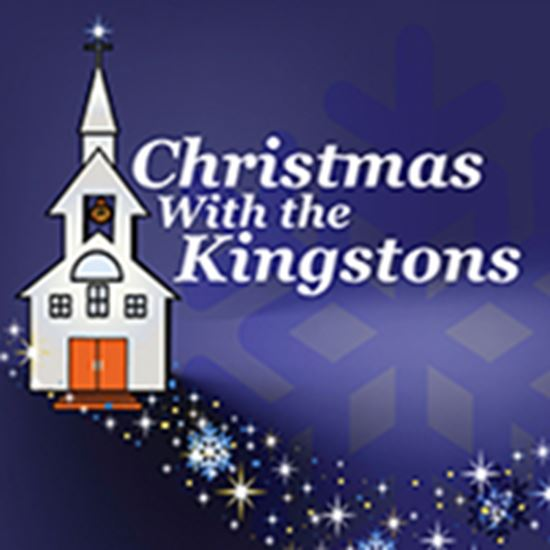 Picture of Christmas With The Kingstons cover art.
