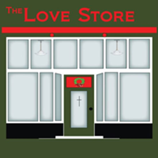 Picture of Love Store, The cover art.