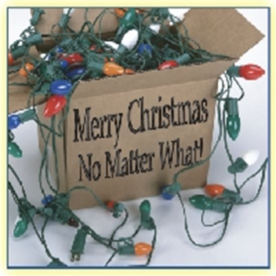 Picture of Merry Christmas-No Matter cover art.