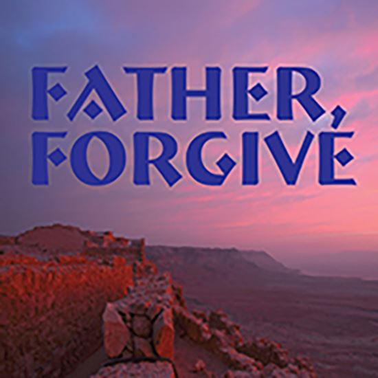 Picture of Father, Forgive cover art.