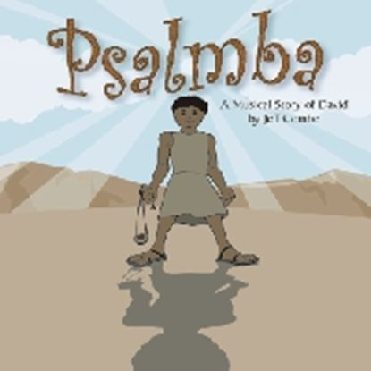 Picture of Psalmba - Musical Story-David cover art.