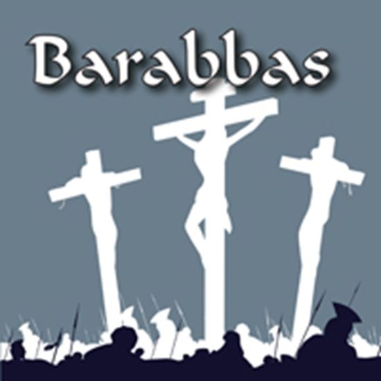 Picture of Barabbas cover art.