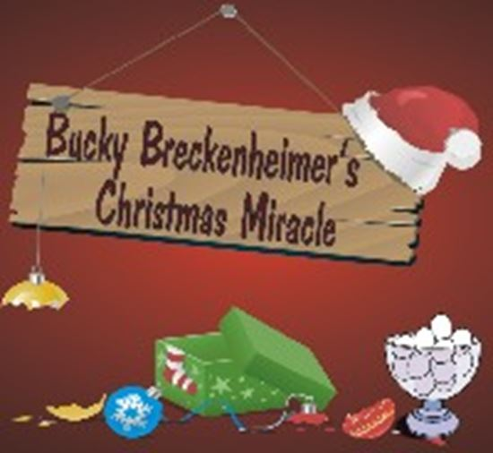 Picture of Bucky B's Christmas Miracle cover art.