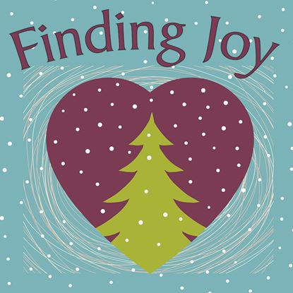 Picture of Finding Joy cover art.