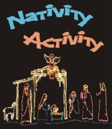 Picture of Nativity Activity cover art.