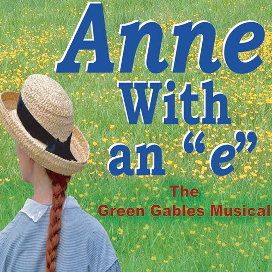 Picture of Anne With An 'E' cover art.
