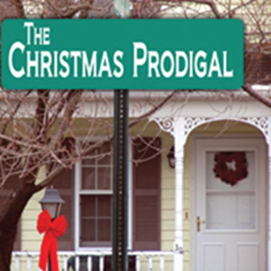Picture of Christmas Prodigal, The cover art.
