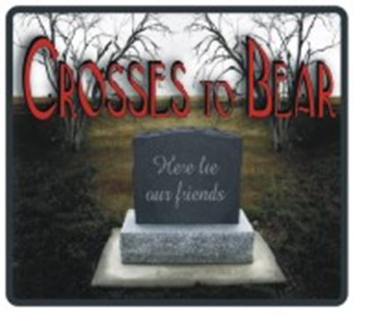 Picture of Crosses To Bear cover art.