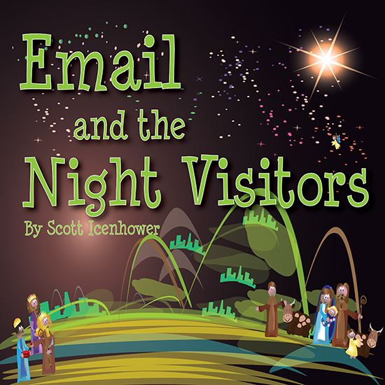 Picture of Email And The Night Visitors cover art.