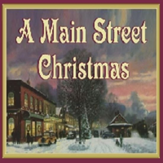 Picture of Main Street Christmas cover art.