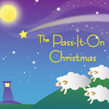 Picture of Pass-It-On Christmas cover art.
