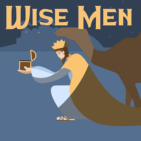 Picture of Wise Men cover art.