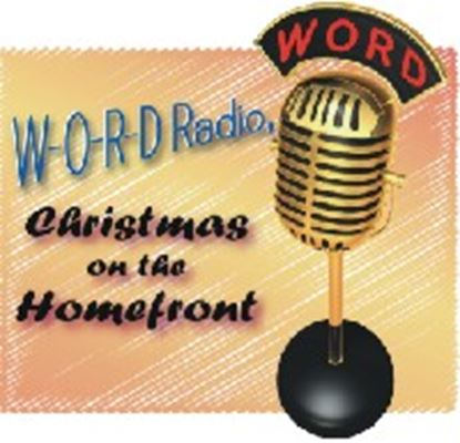 Picture of W-O-R-D Radio, Christmas cover art.