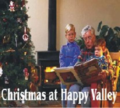 Picture of Christmas At Happy Valley cover art.