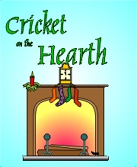 Picture of Cricket On The Hearth cover art.
