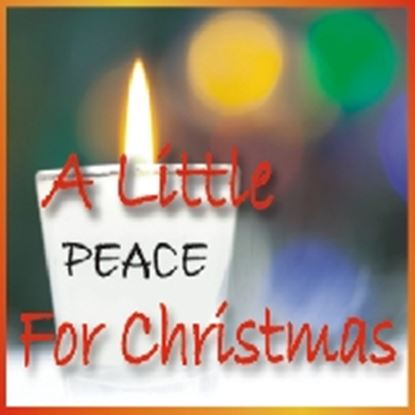 Picture of Little Peace For Christmas, A cover art.