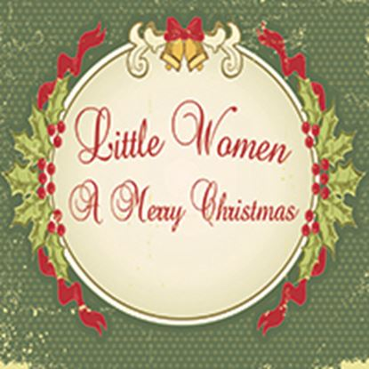 Picture of Little Women A Merry Christmas cover art.