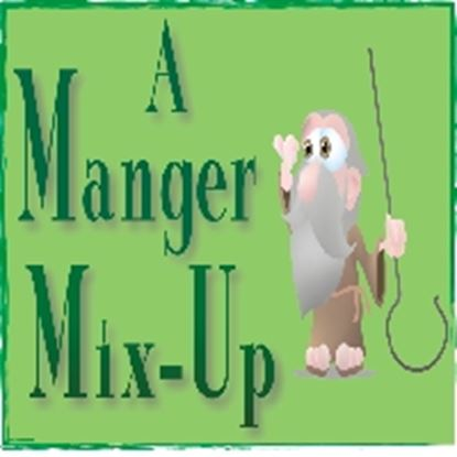 Picture of Manger Mix-Up cover art.