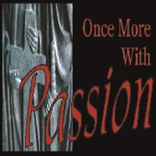 Picture of Once More With Passion cover art.