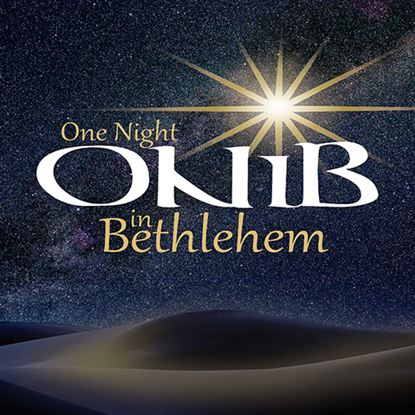 Picture of One Night In Bethlehem cover art.