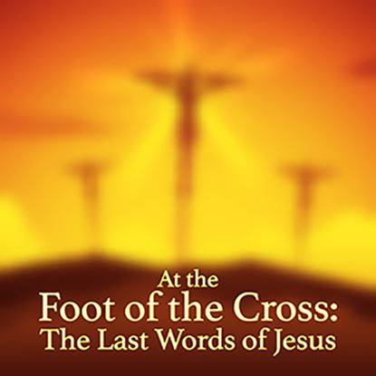 Picture of At The Foot Of The Cross cover art.