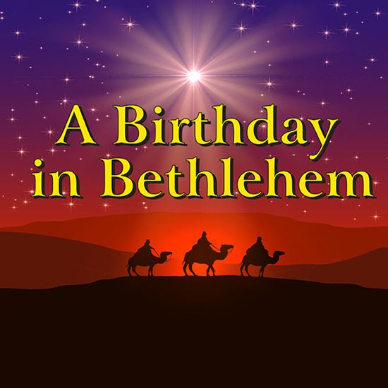Picture of Birthday In Bethlehem, A cover art.