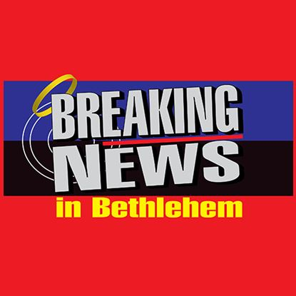 Picture of Breaking News In Bethlehem cover art.
