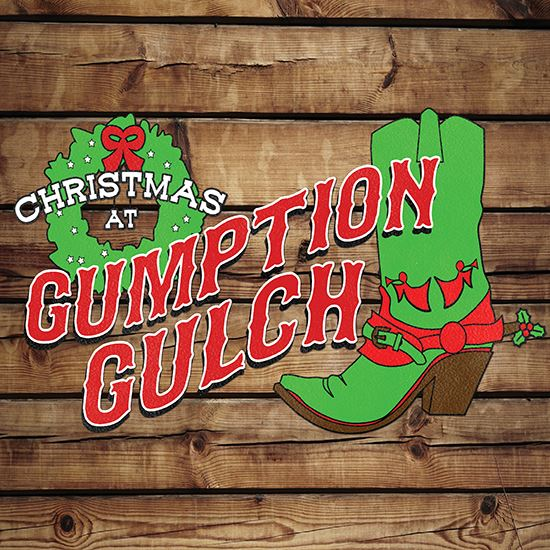 Picture of Christmas At Gumption Gulch cover art.