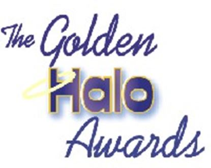 Picture of Golden Halo Awards cover art.