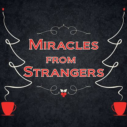 Picture of Miracles From Strangers cover art.