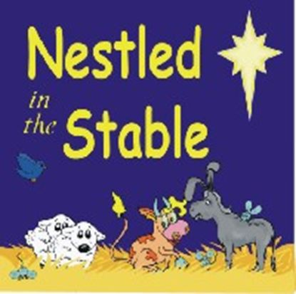 Picture of Nestled In The Stable cover art.