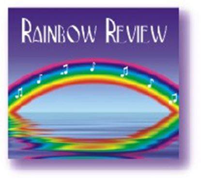 Picture of Rainbow Review cover art.