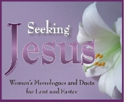 Picture of Seeking Jesus cover art.