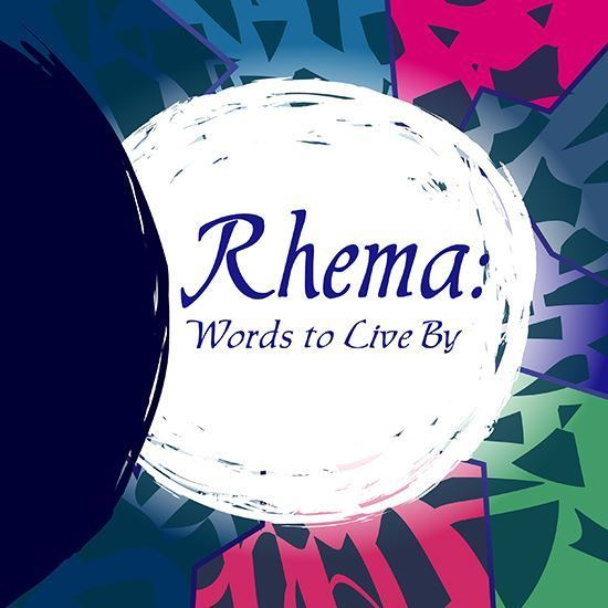 Picture of Rhema: Words to Live By