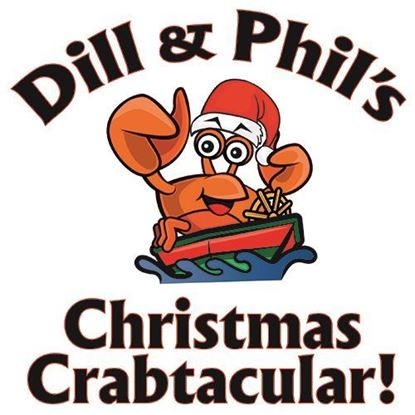Dill & Phil's Christmas Crabtacular! cover art