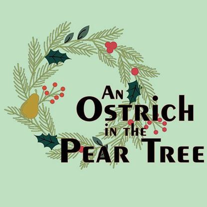 an-ostrich-in-the-pear-tree